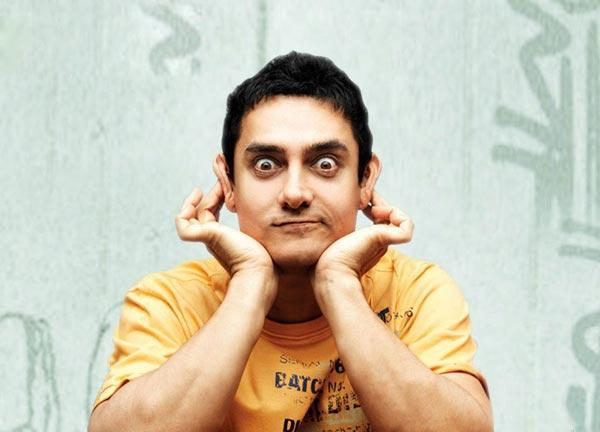 Image result for 3 Idiots  aamir khan