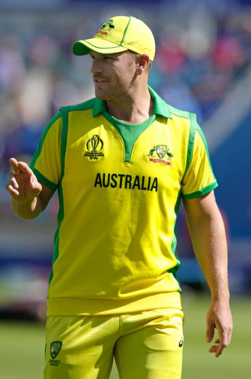 India vs Australia World Cup: Skipper Aaron Finch admits India outplaying Australia in their World Cup fixture