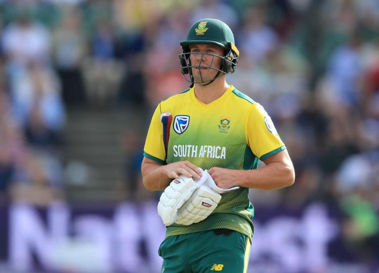 ICC World Cup 2019: South African batsman, Ab de Villiers' request to play WC 2019 was not even considered