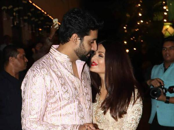 Abhishek Bachchan And Aishwarya Rai Are Celebrating Their 10th Anniversary Today The Gorgeous Couple Has Kept Plans A Low Key Affair As
