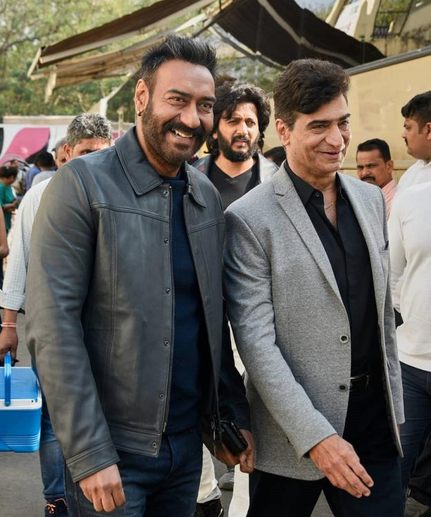 Total Dhamaal stars Ajay Devgn & Riteish Deshmukh's hilarious banter on social media is too adorable for words