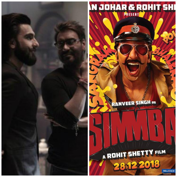 Ranveer Singh on working with Ajay Devgn in Simmba: I am always a fanboy when he is around
