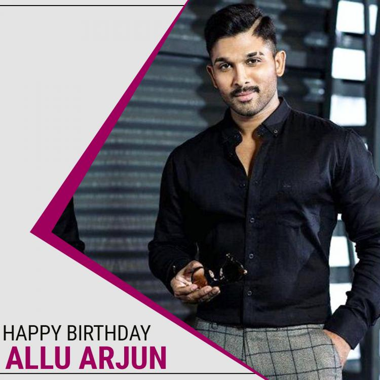 Happy Birthday Allu Arjun: Rakul Preet, Rashmika Mandanna and others shower the star with love and wishes