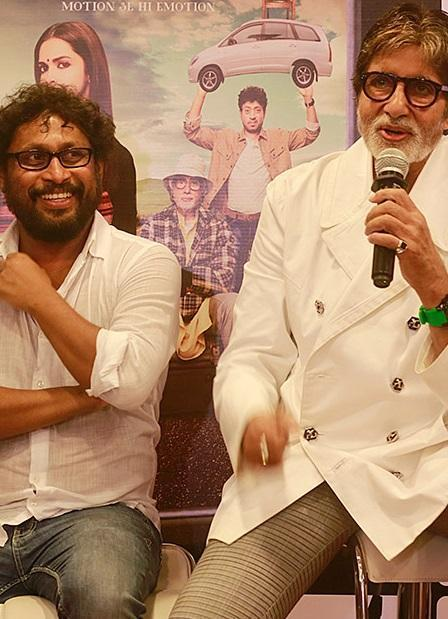 Amitabh Bachchan's hilarious reply to Shoojit Sircar about black hole will leave you in splits
