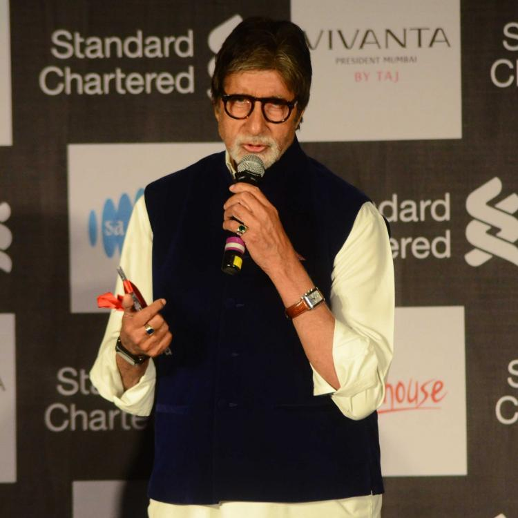 Amitabh Bachchan: Creative diversions should never rest
