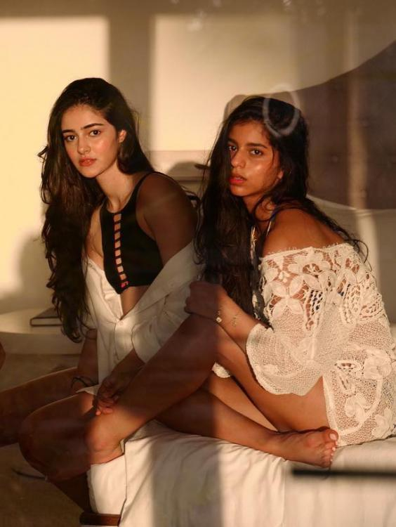 EXCLUSIVE: Suhana Khan gave THIS to Ananya Panday and it has an SOTY connection