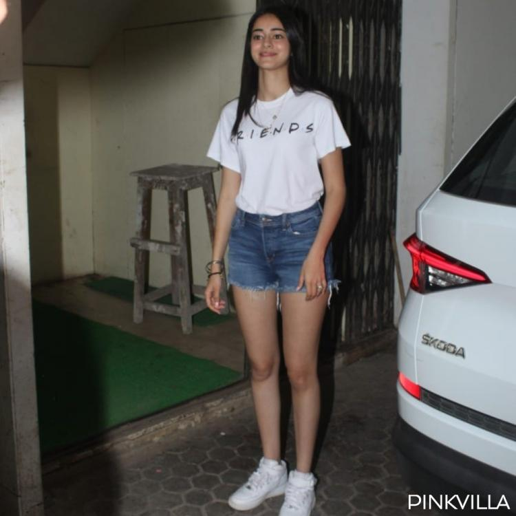 Student Of The Year 2 star Ananya Panday gets DENIED from entering a club; Here's why