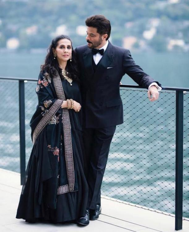 Anil Kapoor has a special message for his wife on their 35th wedding anniversary; Read On