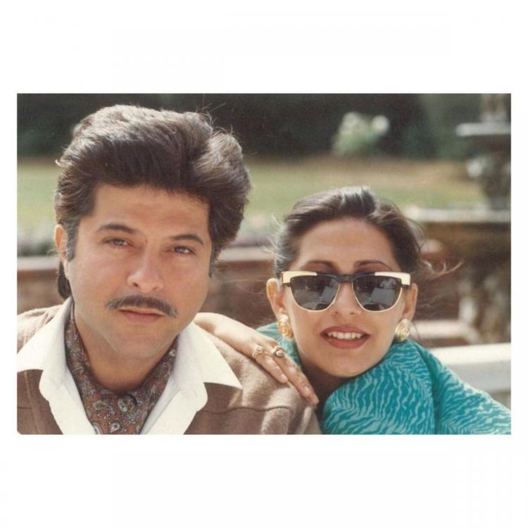 Sonam K Ahuja wishes many more 'magical Lamhe' to parents Anil Kapoor and Sunita on their wedding anniversary