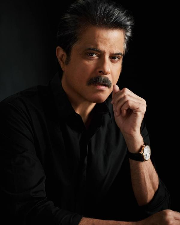 Anil Kapoor on his reverse ageing memes: Happy inside, outside