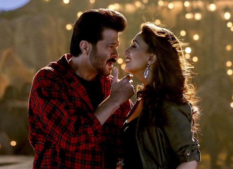 EXCLUSIVE: Anil Kapoor on working with Madhuri Dixit: Was like telepathy; universe wanted us to come together