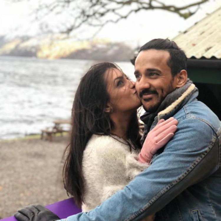 Anita Hassanandani and hubby Rohit Reddy are all set to feature together in a project; read details