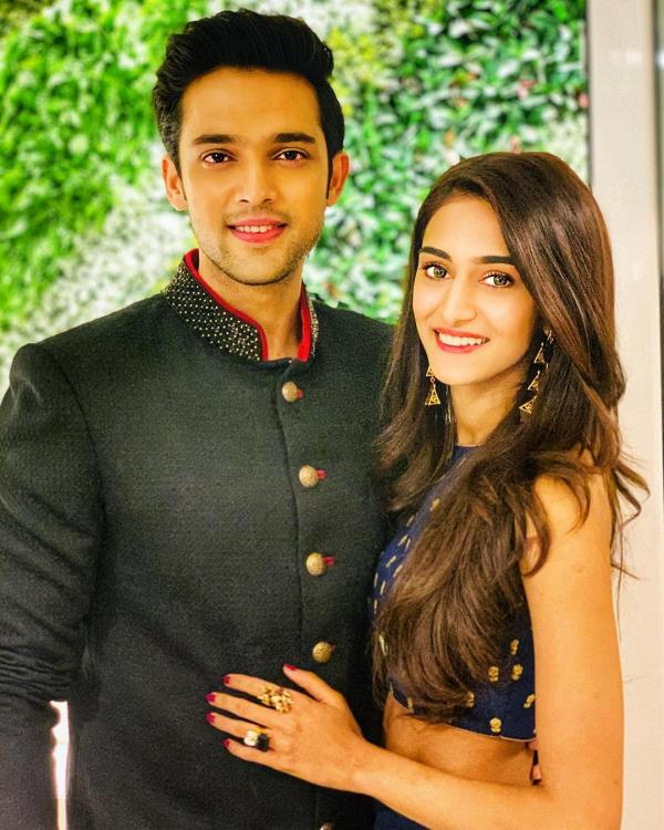 Kasautii Zindagii Kay's Parth Samthaan & Erica Fernandes scream chemistry in THIS picture