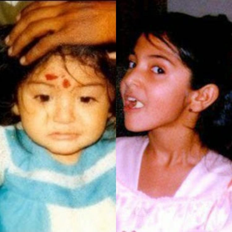 Today, Anushka Sharma will celebrate her 32nd birthday, check out her childhood pictures!