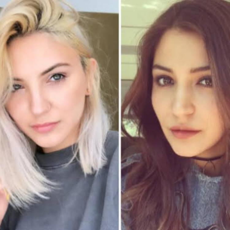 Anushka Sharma FOLLOWS her doppelganger Julia Michaels on Instagram; check it out