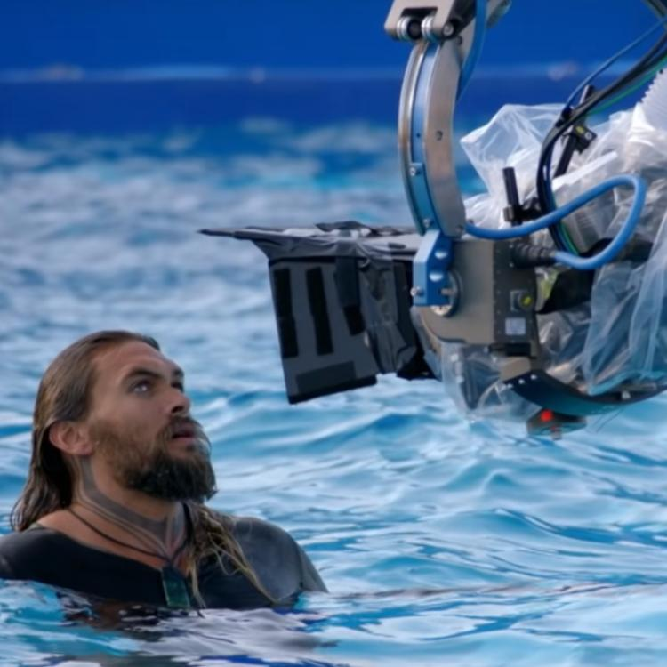 Aquaman BTS video showcases how makers pulled off the amazing action scenes and underwater visuals