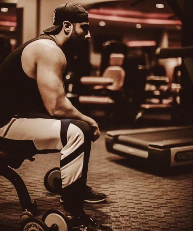Arjun Kapoor is all set to go into battlezone as he prepares for the next schedule of Panipat; see pic