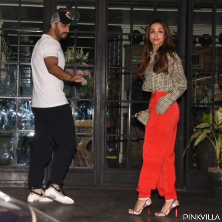 Photos: Arjun Kapoor and Malaika Arora are all set for their dinner date
