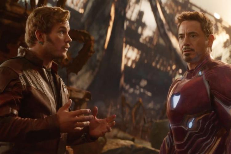 Star-Lord's mistake in Avengers: Infinity War may have saved Iron Man and Spider-Man