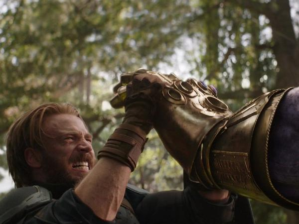 An MCU (Marvel Cinematic Universe) fan theory speaks about why Thanos spared Captain America's life in Infinity War.