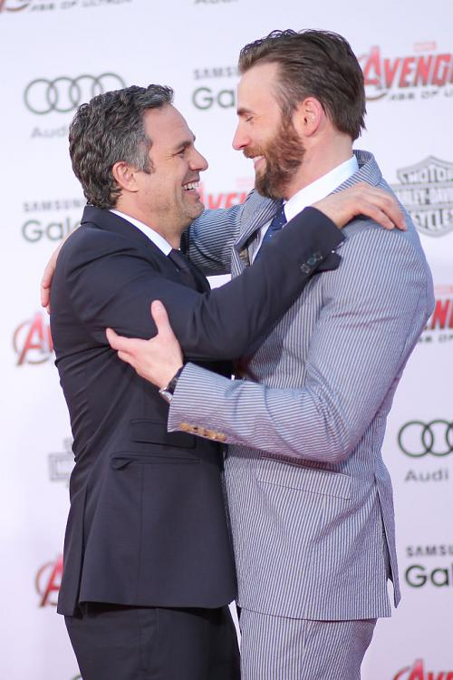 Avengers: Endgame: Mark Ruffalo and Chris Evans REVEAL who was the most emotional on the last day of shoot.