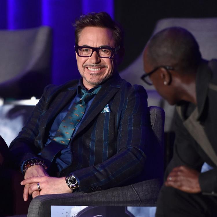 Avengers: Endgame: Robert Downey Jr's dance breaks are here to cure your mid-week blues.