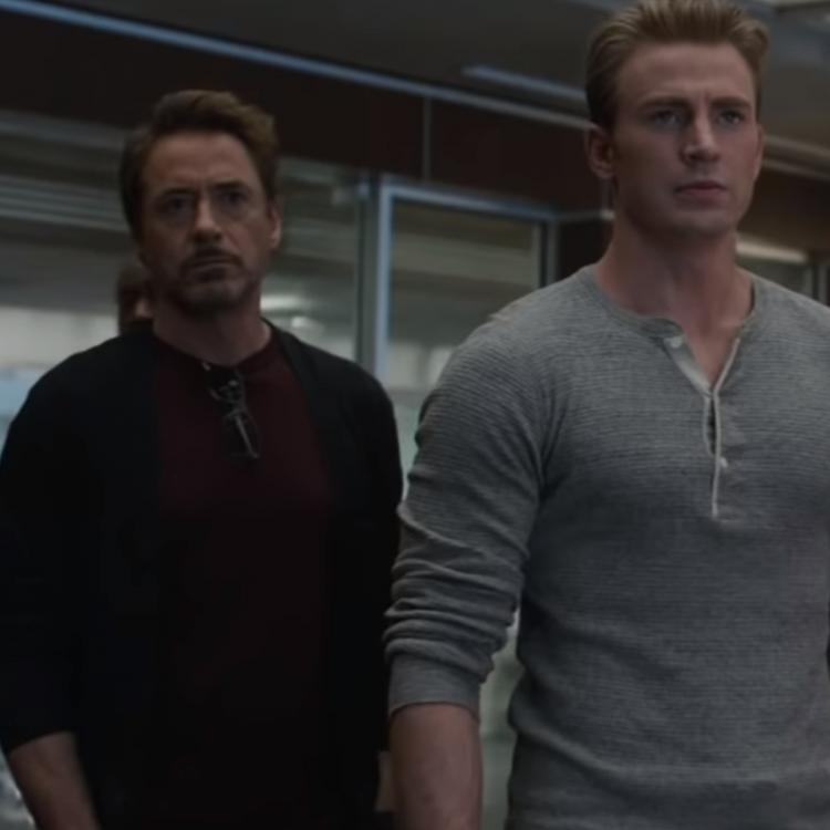 Avengers: Endgame Snippet: Iron Man and Captain America's reunion has given Twitterati major Stony feels