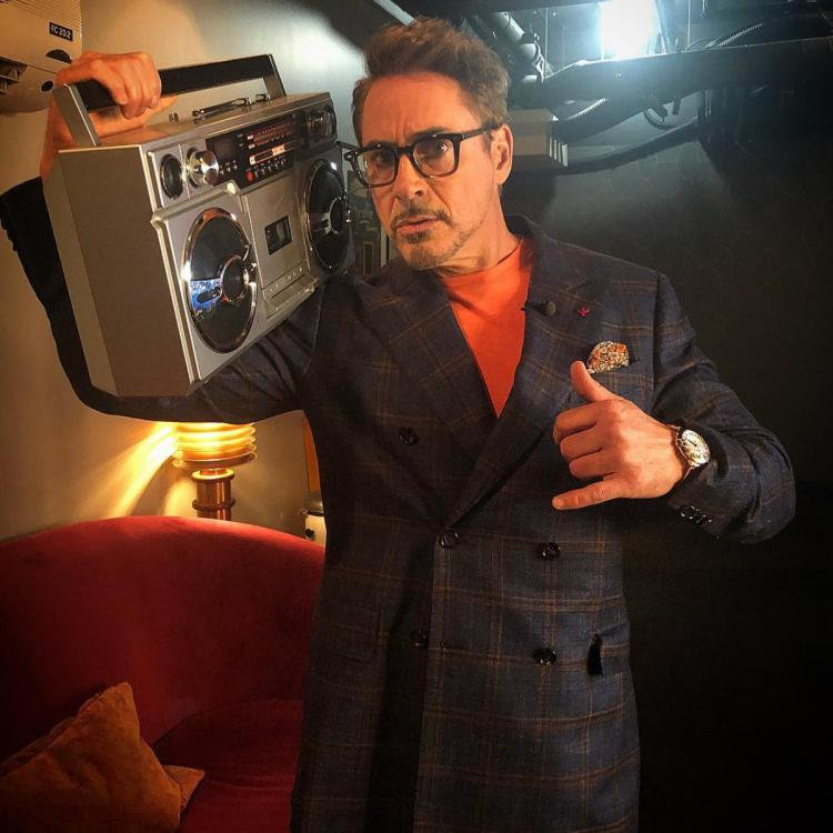 Avengers: Endgame star Robert Downey Jr shares yet another dancing video as he promotes the film; Watch