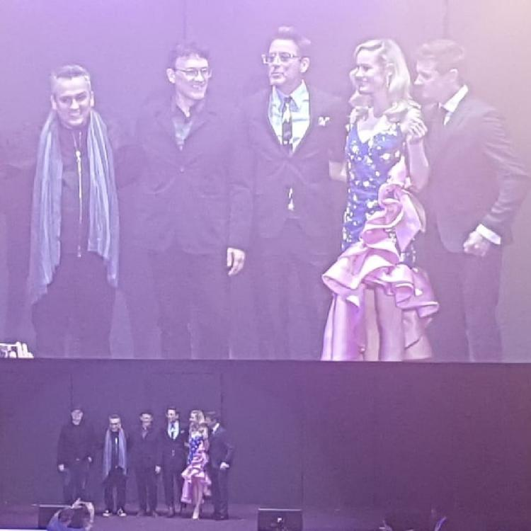 Avengers: Endgame South Korea Event INSIDE VIDEOS: Robert Downey Jr, Brie Larson, Jeremy get an epic welcome