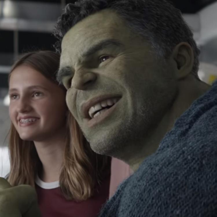 Avengers: Endgame's latest clip features The Hulk, Ant-Man, Captain America and Black Widow.