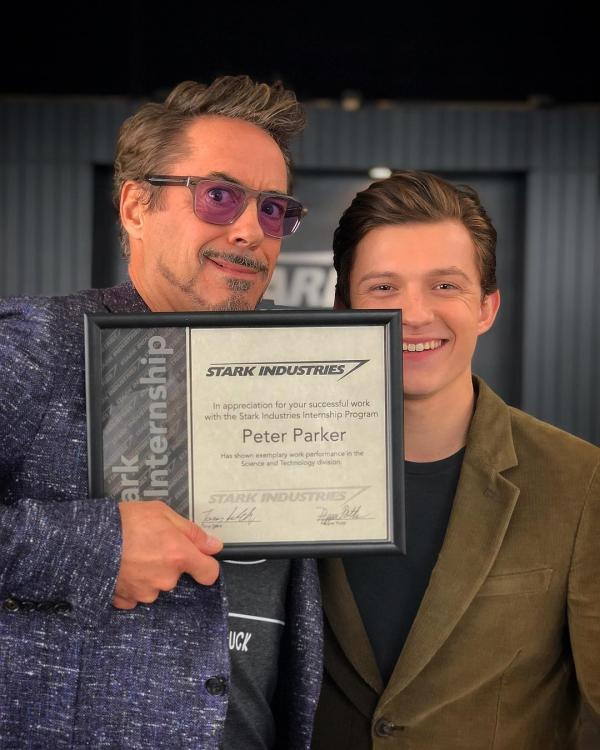 Tom Holland was tricked to believe that the funeral scene in Avengers: Endgame was a wedding sequence.