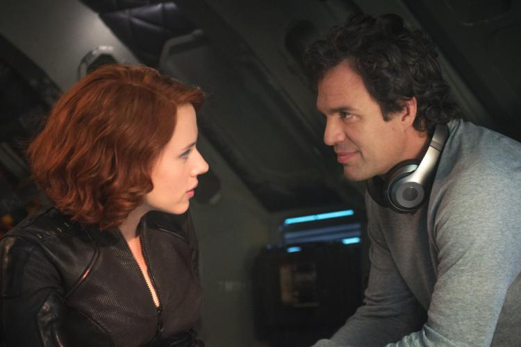 Hulk and Black Widow's romantic storyline was a huge aspect in Avengers: Age of Ultron (2015).