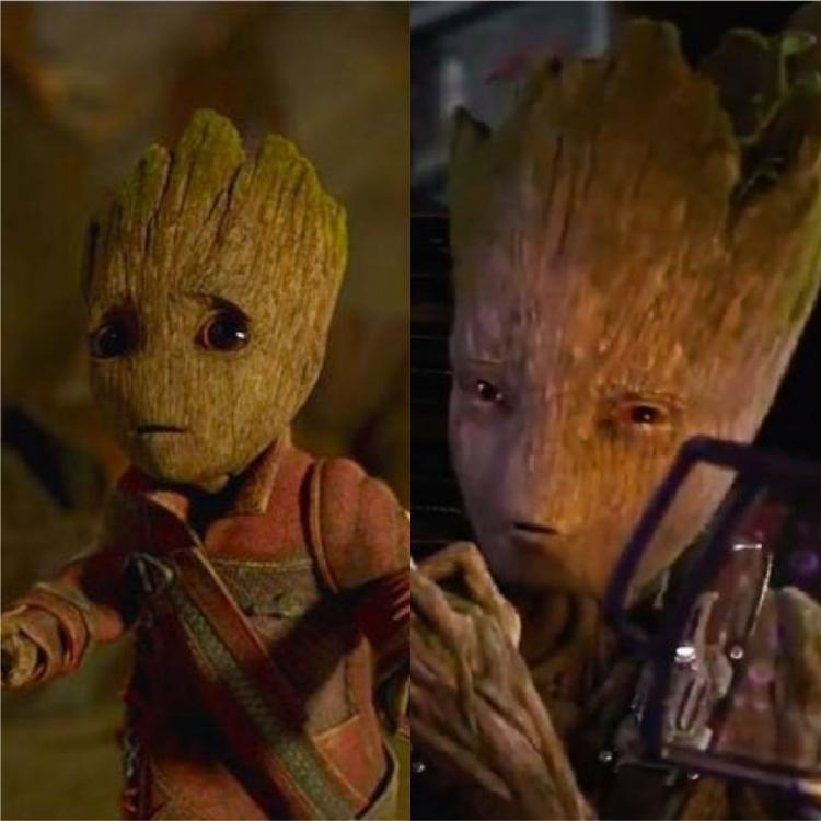 Discussion,Avengers: Infinity War,Marvel,Groot,Tree