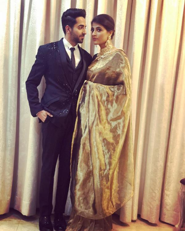 Tahira Kashyap makes REVELATIONS about the rough patch in Ayushmann Khurrana and her marriage post Vicky Donor