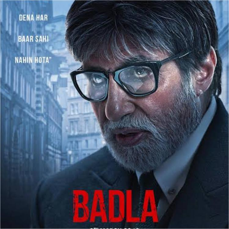 Amitabh Bachchan and Shah Rukh Khan's fun banter over the success of Badla will literally make you cheer them