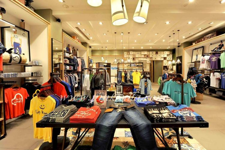 Being Human Clothing Store In India