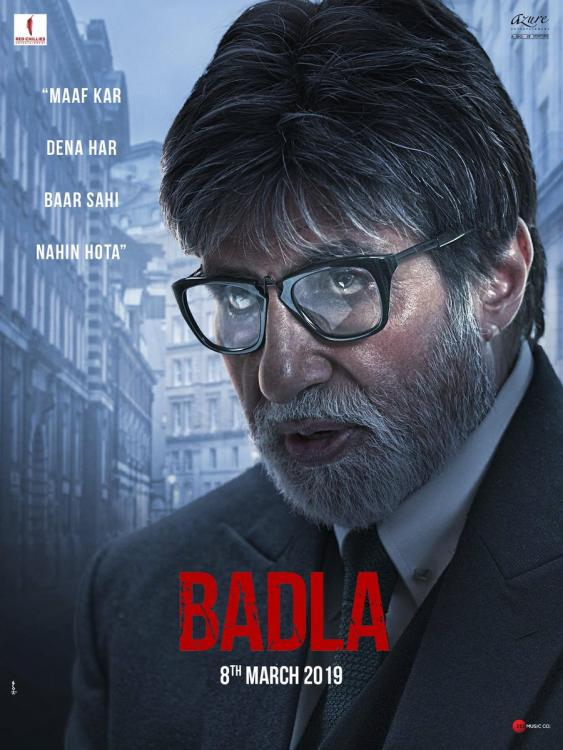 Badla Box Office Collection Day 1: Amitabh Bachchan and Taapsee Pannu's film opens on a decent note