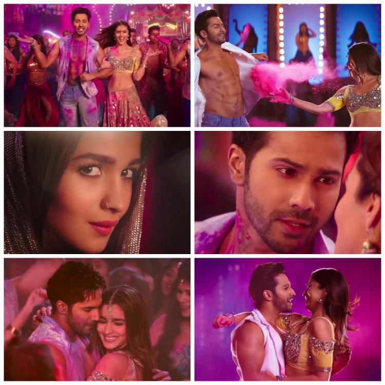 Badri Movie Images With Quotes: Watch: Varun And Alia's Desi Moves Add Colour To Badrinath