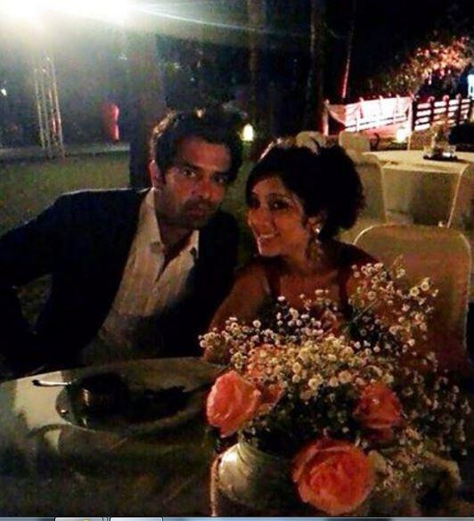 Inside Pics Mohit And Sanayas Wedding Reception Pictures Are