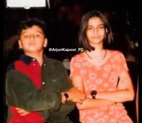 Wonder Years: Sonam Kapoor and Arjun Kapoor | PINKVILLA