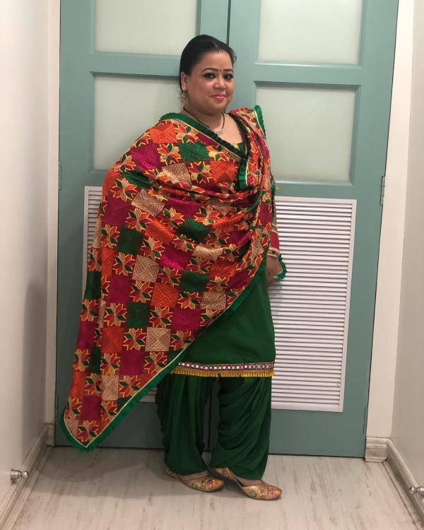 EXCLUSIVE: THIS is what Bharti Singh has to say when asked if Navjot Singh Sidhu is making a comeback to TKSS