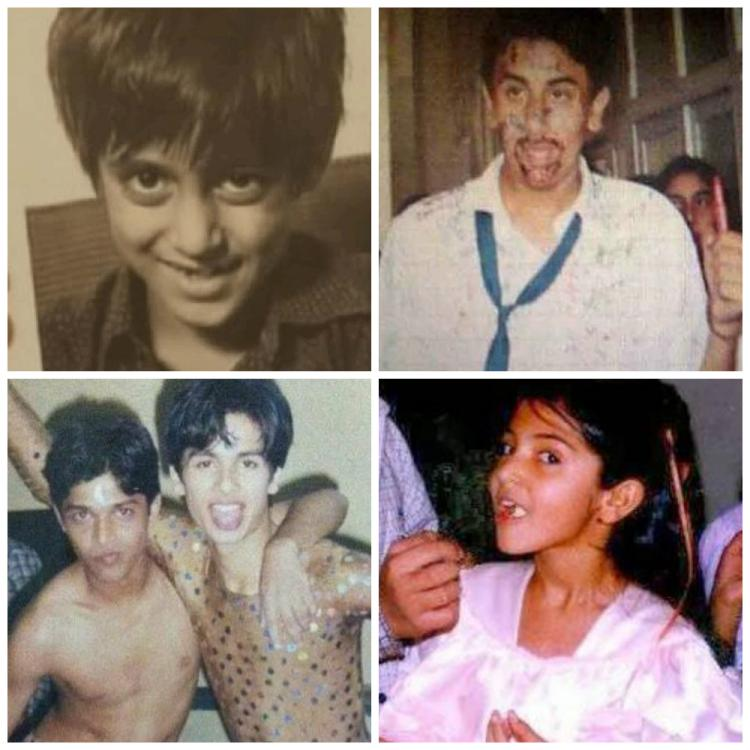 From Salman to Ranbir, here are adorable childhood photos ...