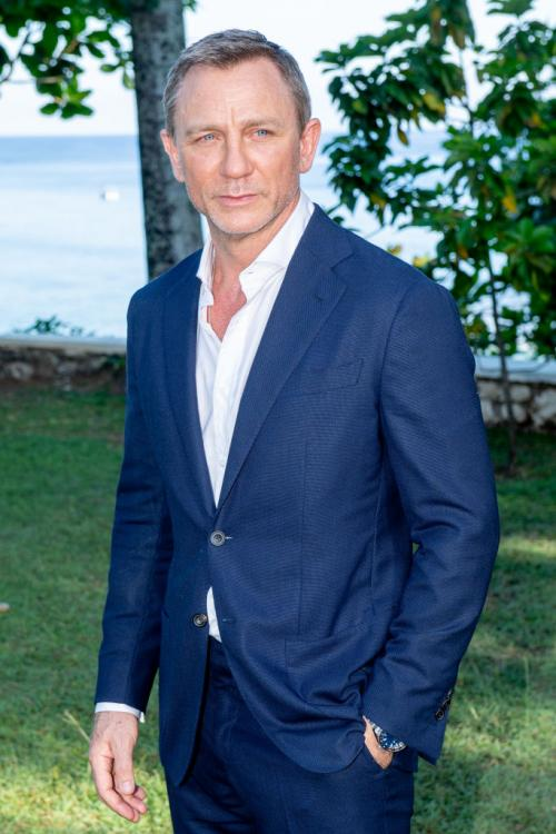 Daniel Craig injured his ankle while filming a scene for Bond 25 in Jamaica.