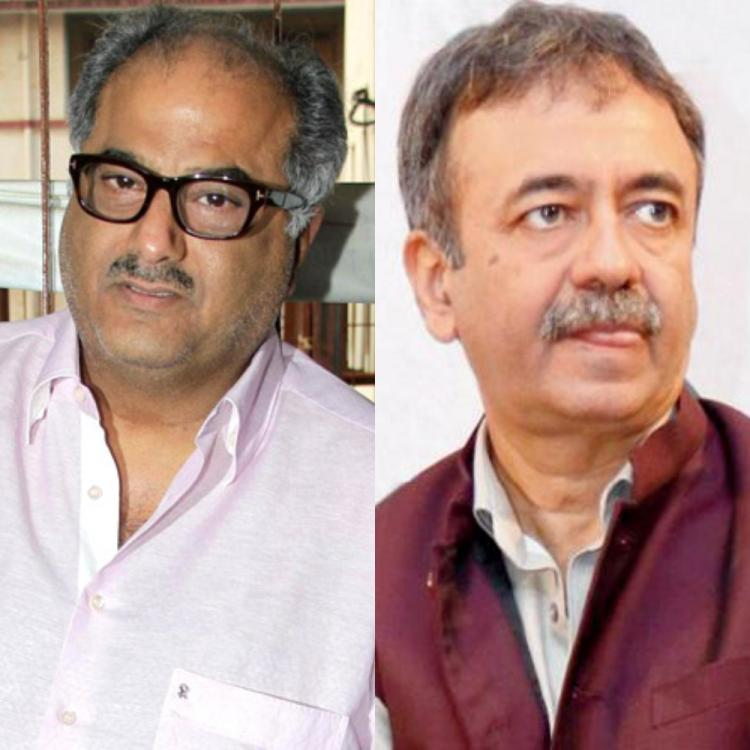 Boney Kapoor defends Rajkumar Hirani after the latter was accused of sexual misconduct