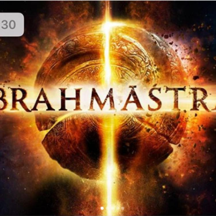 Brahmastra director Ayan Mukerji shares pictures of the rejected logos of the film; Check out