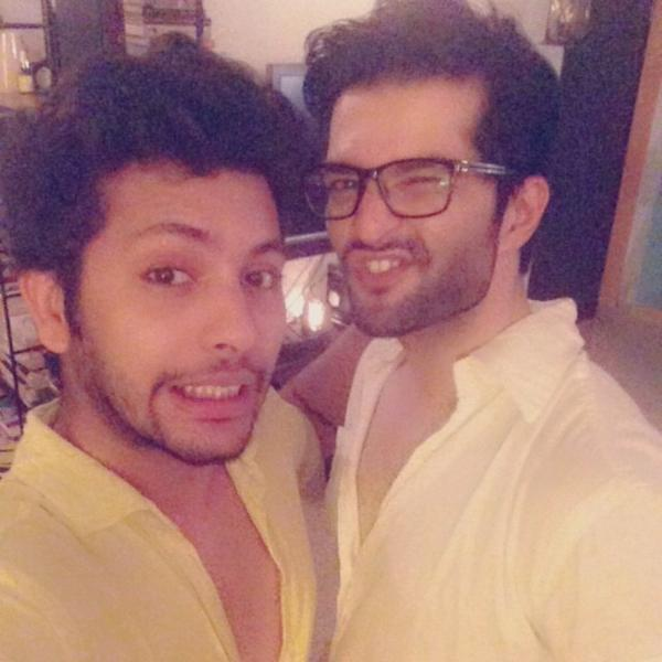 Raqesh Vashisth,Ridhi Dogra,birthday celebrations