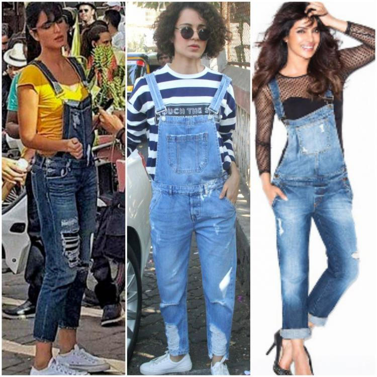 Dancing In Dungarees Bollywood Is Bringing This 90 39 S Trend Back Pinkvilla