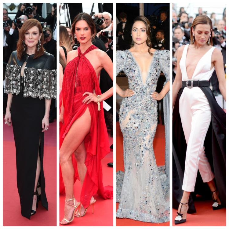 Celebrity Style,Alessandra Ambrosio,Cannes Film Festival,Hina Khan,Julianne Moore,Elle Fanning,Cannes 2019,cannes film festival 2019,cannes festival 2019,2019 cannes film festival,cannes red carpet 2019,cannes best dressed 2019,cannes 2019 winner list