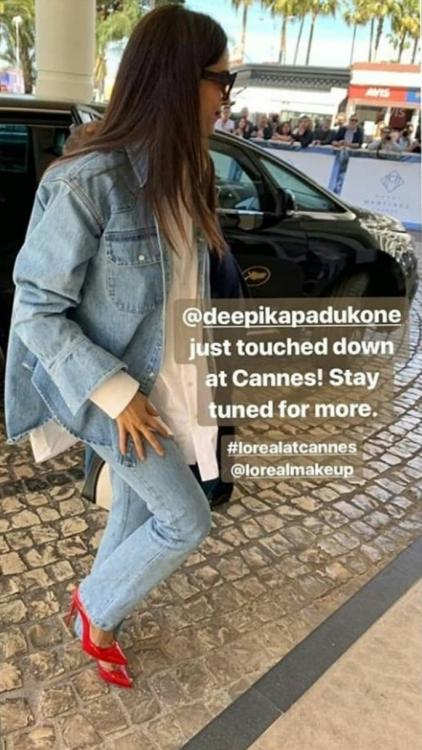 Deepika Padukone will be walking the red carpet at Cannes 2019.