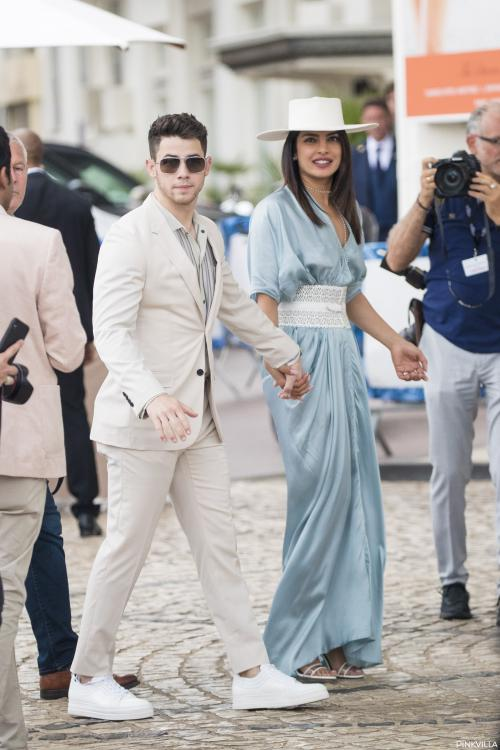 Cannes 2019: Nick Jonas accompanied his ladylove Priyanka Chopra at the French Riviera.